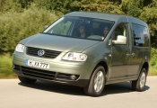 Обзор VW Caddy 4motion