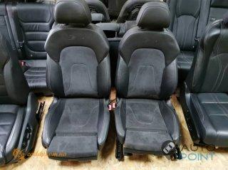 Audi A5 Sport (S-line) - переднее водительское сиденье