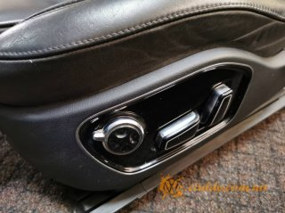 Audi A8 D3 comfort - кожаный салон