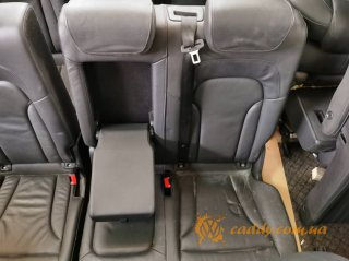 Audi Q5 Sport (S-line) - кожаный салон