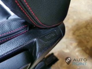 BMW 4 M4 Cabrio M-paket - кожаный салон