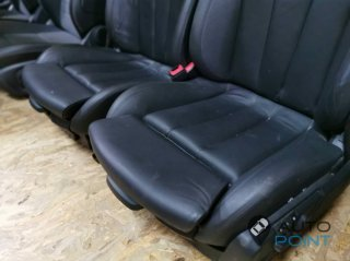 BMW 6 GT Comfort - кожаный салон