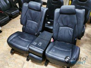 Lexus RX - кожаный салон