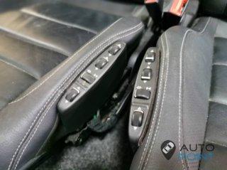 Mercedes C207 Coupe - кожаный салон