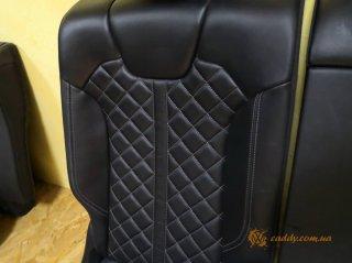 Audi SQ5 80A S-line - кожаный салон