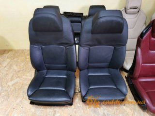 BMW7 F01 Comfort - кожаный салон