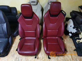 Mercedes SLK - спортивные передние сиденья