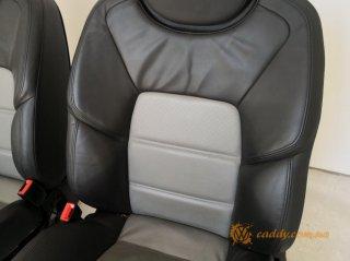 Porsche Cayenne - передние кожаные сиденья