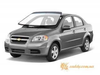 Chevrolet Aveo 2 - ветровое (лобовое) стекло
