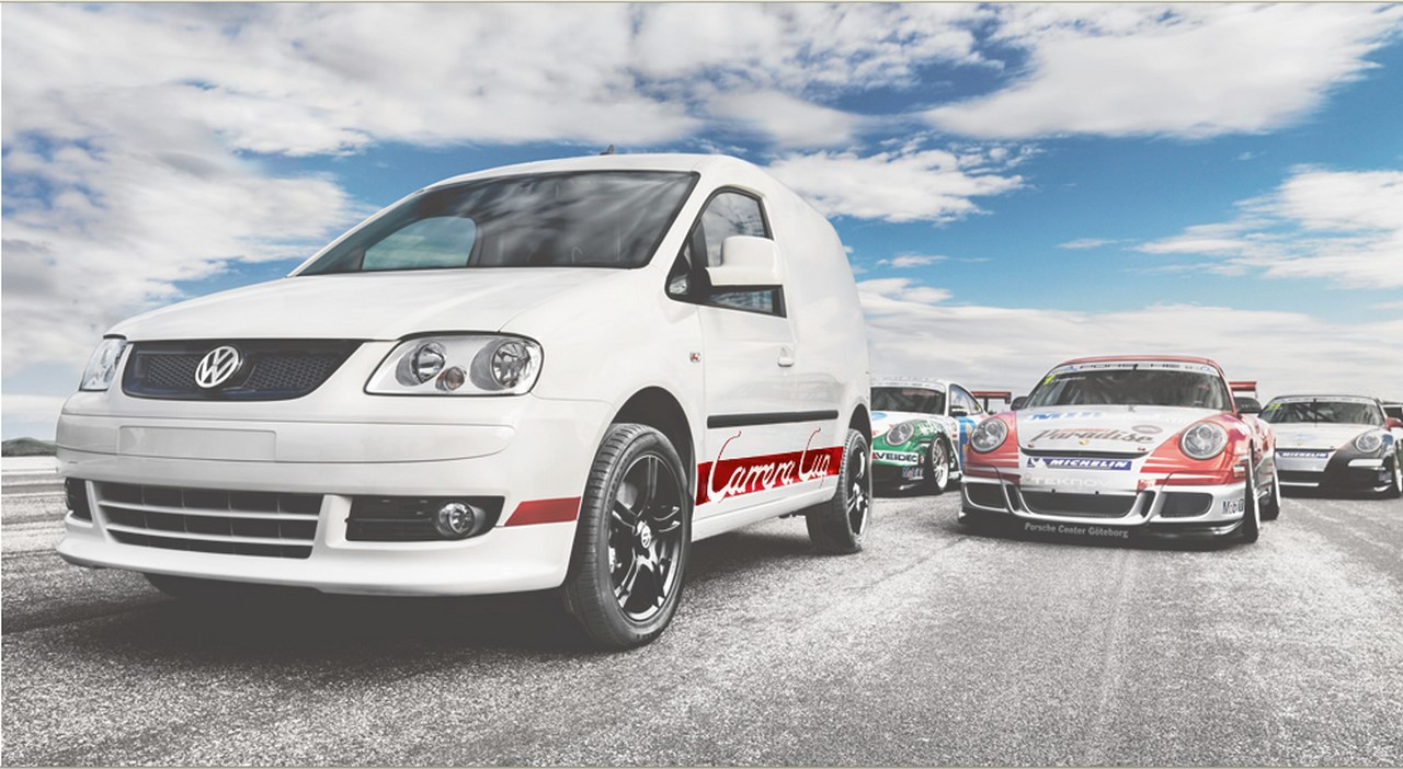 VW Caddy Carrera Cup Edition