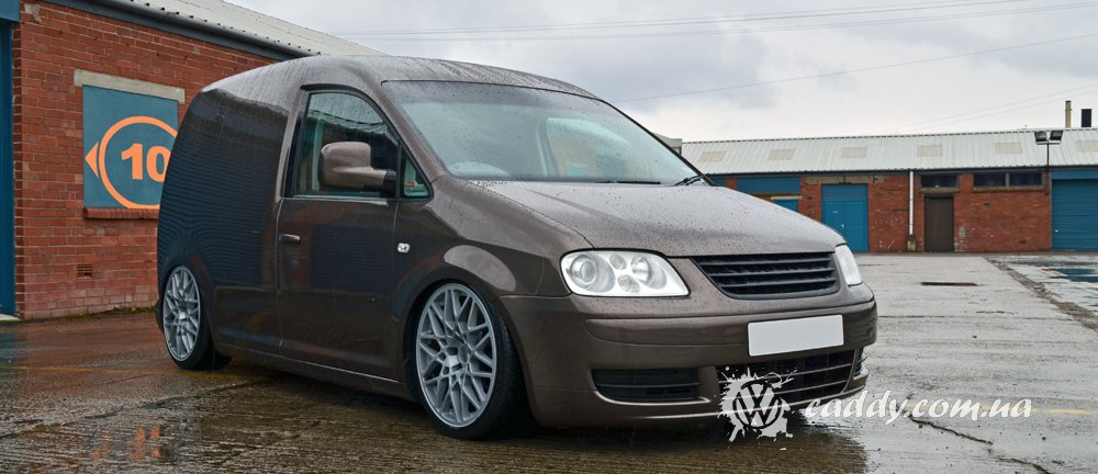 Tuning VW Caddy