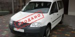 VW Caddy, 2007, 2.0 SDI, 135 т.км