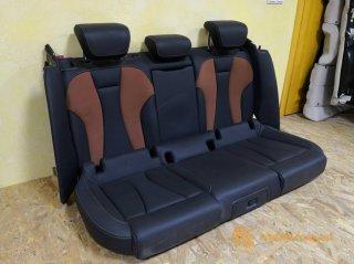 Audi A3 Sedan - кожаный салон