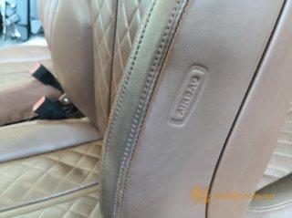 Audi A8 D4 Сomfort - кожаный салон