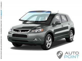 Acura RDX (2006-2012) - ветровое (лобовое) стекло
