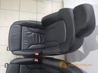 Audi Q5 Sport S-line (2018) - кожаный салон