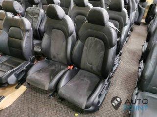 Audi TT - передние кожаные сиденья