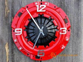 Часы из корзины сцепления