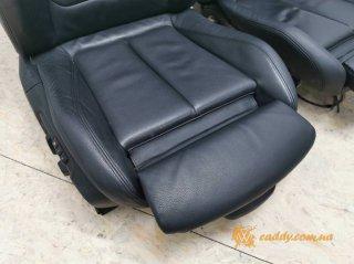 BMW3 F30 - передние сиденья