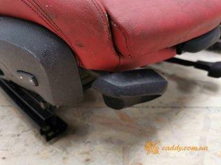 BMW3 F30 - откидные передние сиденья