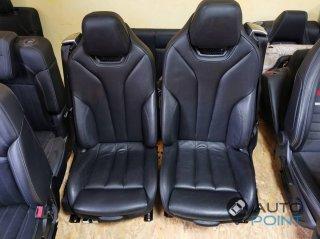 BMW4 Cabrio F33/F83 (Individual) - кожаный салон