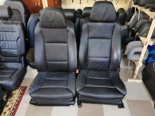 BMW5 E60 - кожаный салон