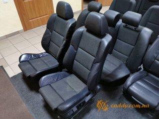 BMW5 E60 M-Paket - кожаный салон