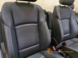 BMW5 F10 Sport Restyling - кожаный салон
