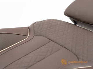 BMW 6-Series (G32) - офисное автокресло