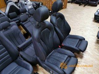 BMW6 G32 - кожаный салон