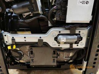 BMW 6 F13 - кожаный салон