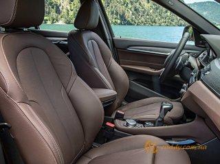 BMW X1 (F48) - офисное автокресло