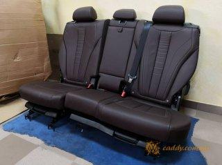 BMW X5 F15 - кожаный 7-местный салон