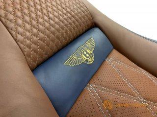 Bentley Continental GT - офисное автокресло