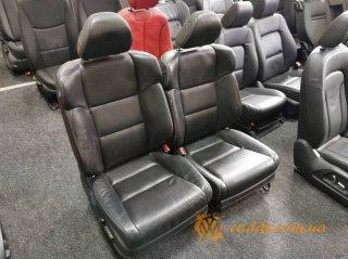 Honda Accord - передние сиденья