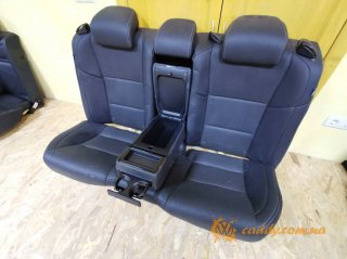 Lexus GS - кожаный салон