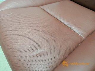 Lexus RX450 - кожаный салон