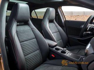 Mercedes-Benz CLA AMG (C117) - офисное автокресло