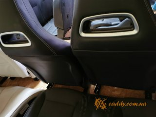 Mercedes CLA/GLA - кожаный салон