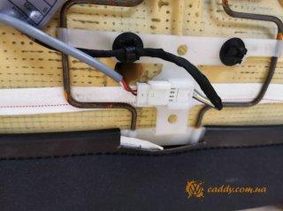 Mini Countryman R60 - салон