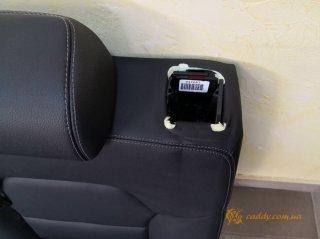 Mercedes GLA W156 - кожаный салон