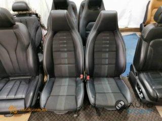 Mercedes W156 GLA - кожаный салон