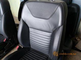Mercedes GLE - кожаный салон