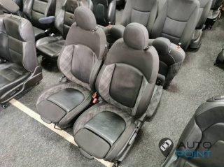 Mini Cooper R50/R52/R53 - откидные передние сиденья