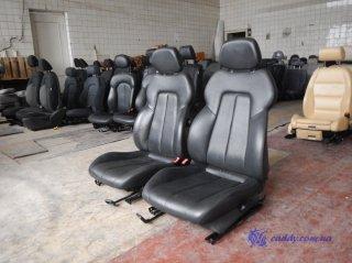 Mercedes SLK - передние кожаные сиденья
