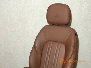 Maserati Ghibli - офисное автокресло