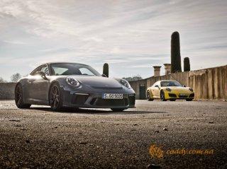 Porsche 911 - офисное автокресло