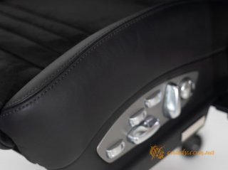 Porsche Panamera GTS - офисное автокресло