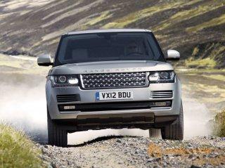 Range Rover Voque (L405) - офисное автокресло