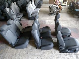 Seat Altea - салон